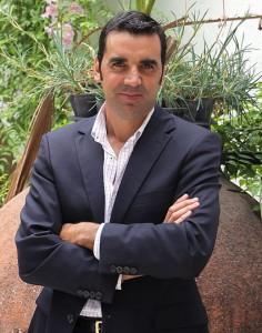 Enrique Lovera, presidente de la Asociación Nacional de Caballos Andaluces PRE de Córdoba. Foto: Ramón Azañón.