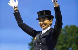 Beatriz Ferrer, ganadora del Gran Premio Especial del Campeonato de España.