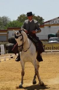 Francisco de Paula con 'Bizarro MVB 50%'