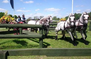 José Barranco en Royal Windsor Horse Show