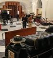 Exposición de carruajes en el Oratorio de San Felipe Neri. Foto: Ramón Azañón