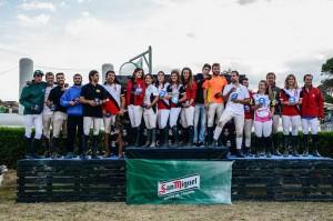 campeones de Cataluña de Horseball