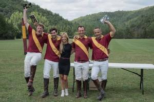 Sant Antoni Polo Club, primer clasificado.