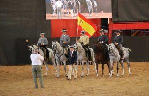 Equipo español en Armilla. Foto: Elite.